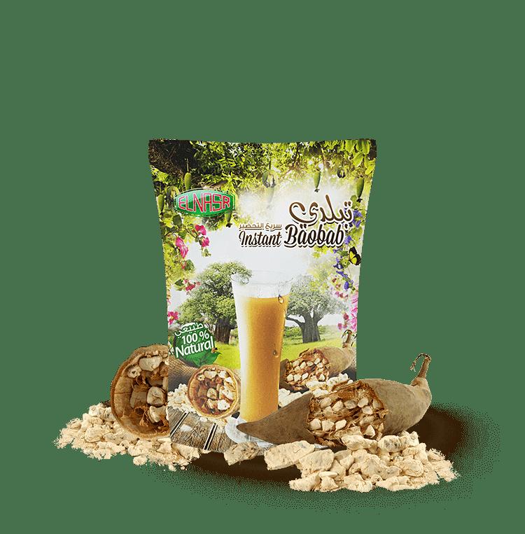 Baobab Instant Drink