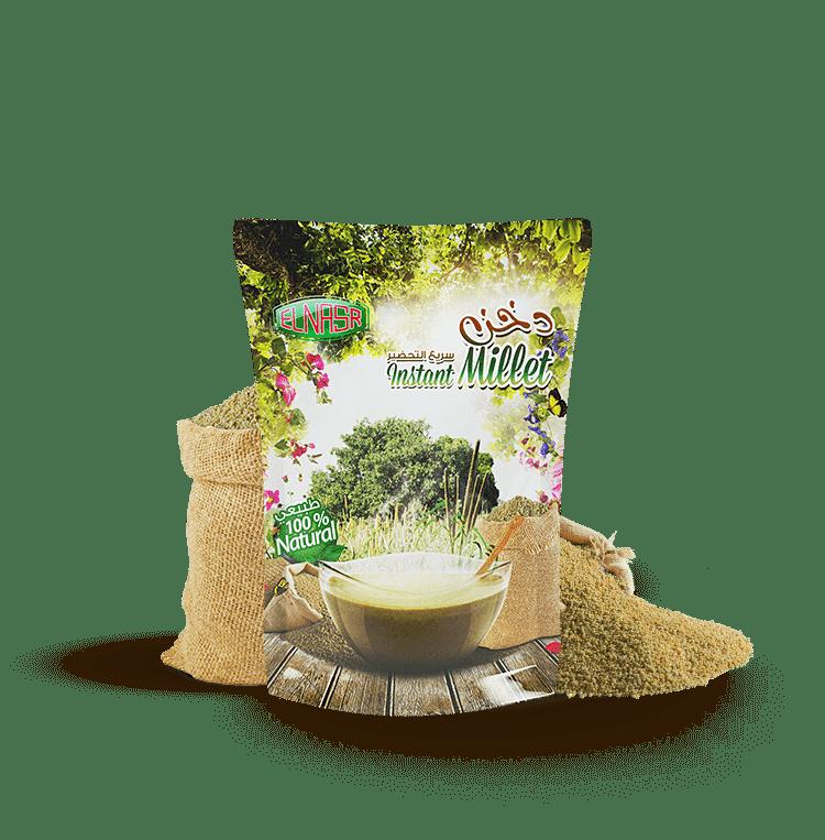 Millet Instant Drink